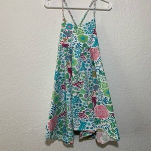 Tommy Bahama Girls' Braided Straps Sun Dress